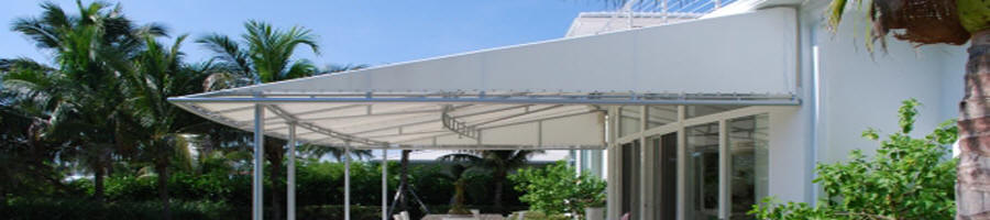 Patio 500 Awning Fabric Header Image