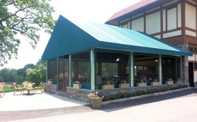 Weather Protected Country Club Snack Bar