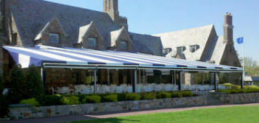 Winged Foot Country Club Main Terrace